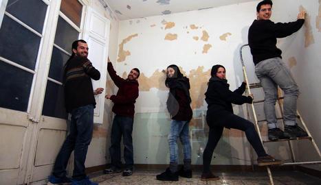 Masoveria urbana a Lleida