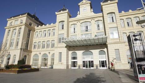 L'agressió xenòfoba es va produir a l'estació de Renfe de Lleida l'agost del 2016.