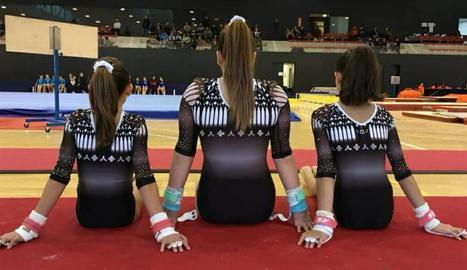 El Club Gimnàstic Lleida promociona la Seu Vella als mallots
