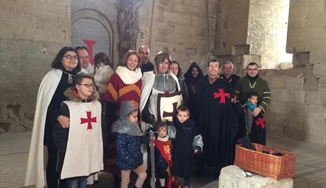 El Castell dels Templers de Lleida