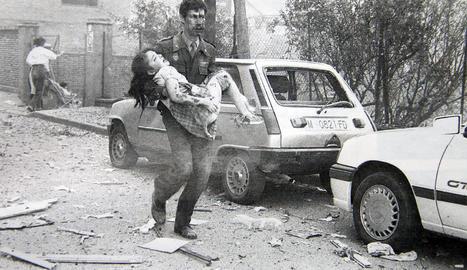 Massacre d'ETA a la Guàrdia Civil de Vic