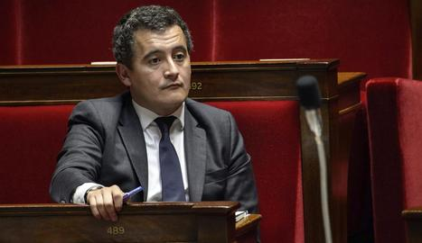El ministre francès d'Hisenda, Gérald Darmanin.