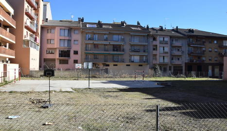 El centre es construirà entre l'avinguda Salòria i el carrer de l'Orri.