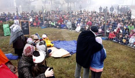 Activitats a Lleida en el marc del Dia Escolar de la No Violència i la Pau.