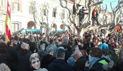 El dia en què Roger Torrent ha ajornat el ple d'investidura de Carles Puigdemont