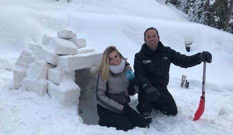 'Ara Lleida Blanca' a Vallferrera