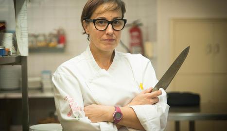 """Mercè Tomàs: """"D'aquí a 20 anys el cuiner que triomfarà serà el que sàpiga fer una bona escudella"""""""