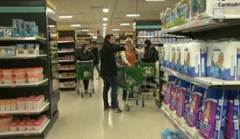 Mercadona porta el seu nou model de botiga al supermercat de Copa d'Or
