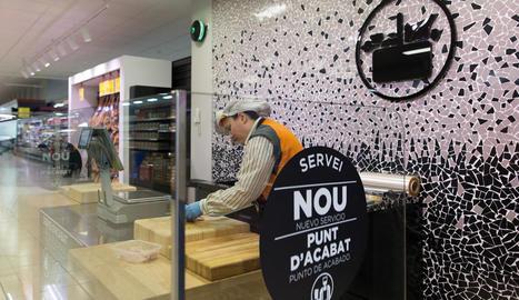 Mercadona està renovant el seu model de botigues.