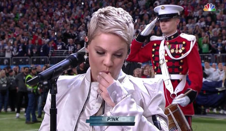 Pink i el seu maleït xiclet.