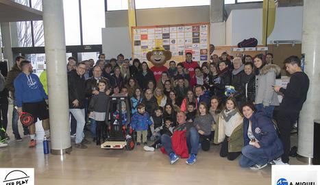 El torneig es va disputar al Pàdel Indoor Lleida sota l'organització de Fer Play.