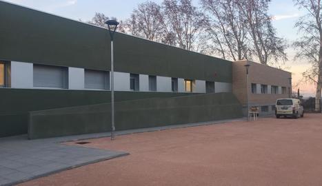 Imatge de les instal·lacions del CRAE de Juneda, que va obrir a finals del mes passat.
