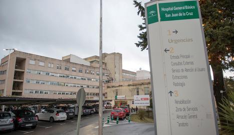 L'hospital de San Juan de la Cruz d'Úbeda.