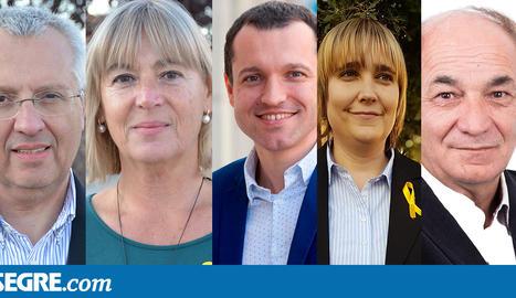 Aquest és el patrimoni dels diputats lleidatans