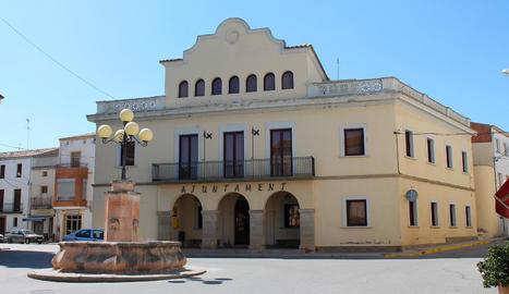Imatge de l'ajuntament de Bellcaire d'Urgell.