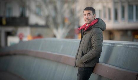 """Josep Maria Nogueras: """"No publico per vendre, el que m'interessa és arribar a connectar amb la gent"""""""