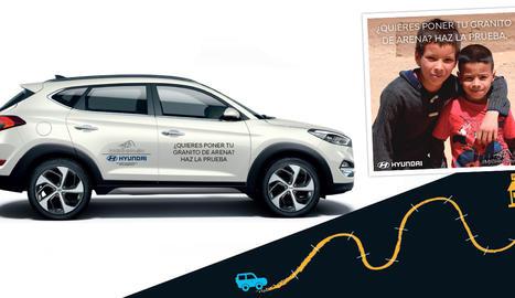 Hyundai ajudarà a construir una escola amb les proves de vehicles