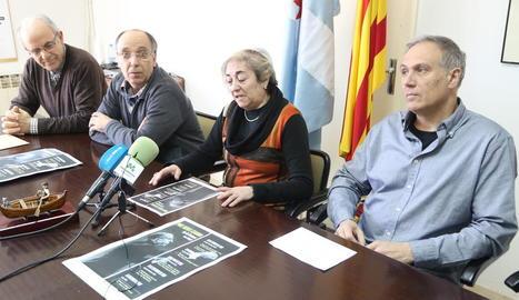 Ivars d'Urgell va acollir la presentació dels actes del centenari.