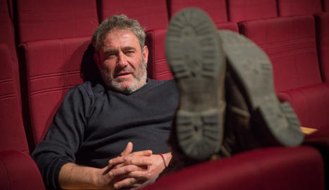 """Sergi López: """"Al teatre ets lliure. En una pel·lícula només pots fer el que et diuen"""""""