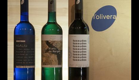 Lot de vins de l'Olivera