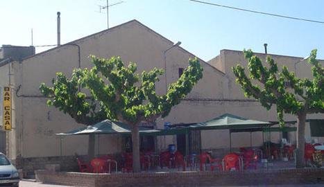 El Casal es troba al centre del municipi.