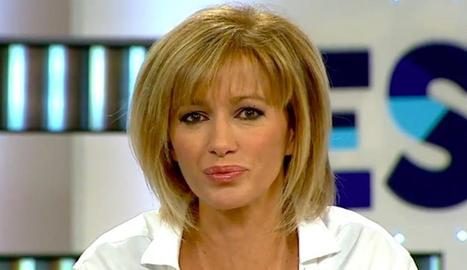 Susanna Griso, reivindicativa.