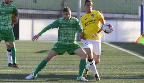 El Lleida pateix una dolorosa derrota a Cornellà