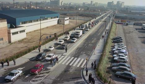 LleidaLleida estrena el quart pont estrena el quart pont