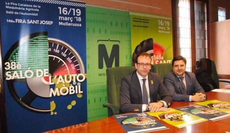 Marc Solsona i Poldo Segarra.