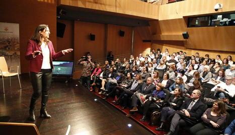 Jornada sobre les dones i l'emprenedoria al CaixaForum