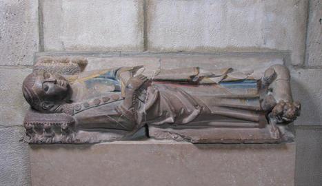 Les pintures de Tredòs, del Mestre de Pedret.