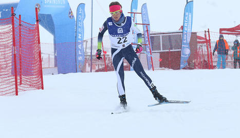 Maria Iglesias va acabar a la trentena posició.