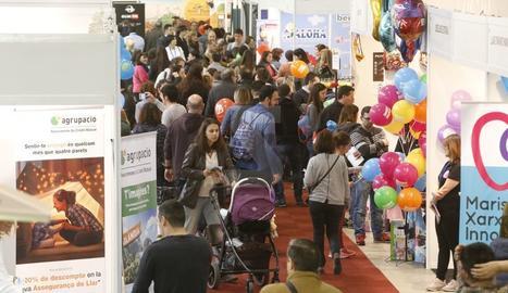 La fira infantil i el Saló de l'Esport i del Turisme Actiu i de Muntanya van aplegar 16.000 visitants.