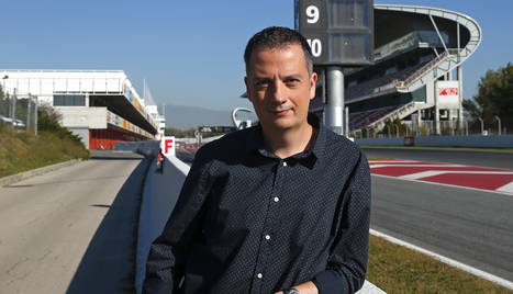 """Francesc Latorre: """"A la tercera entrevista que vaig fer a la Fórmula 1 ja volia plegar"""""""