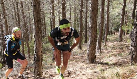 Monclús i Daza dominen la Trail Vall d'Àger