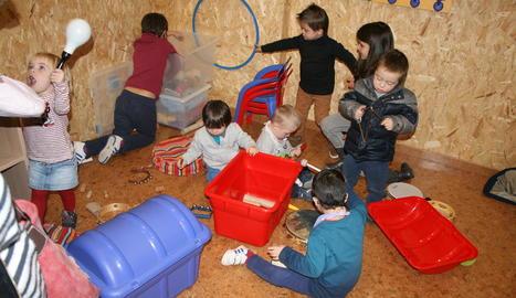 Down Lleida compta amb 116 socis, entre ells una dotzena de nens d'entre 15 dies i 5 anys, el grup més nombrós en els últims anys.