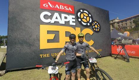El Bike Parc Vila-sana segueix fort a la Cape Epic
