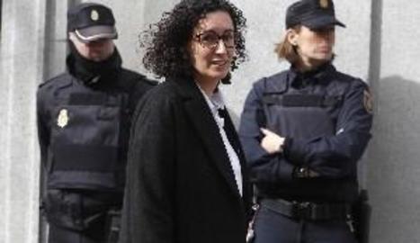 Llarena dicta ordre de detenció internacional per a Puigdemont, Rovira, Comín, Serret, Puig, Ponsatí i Gabriel