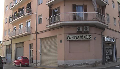 El succés va tenir lloc en un pis del número 2 del carrer Ponent de Mollerussa.