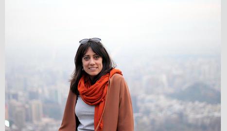 Aïda Solé-Auró, investigadora lleidatana coautora de l'estudi.