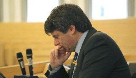 Puigdemont es presentarà davant de la policia finlandesa