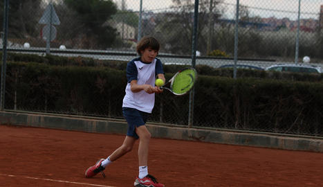 El torneig sub-13 Albert Costa del CT Urgell arriba avui a semifinals