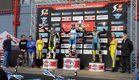 Lladós, tercer al Campionat d'Europa