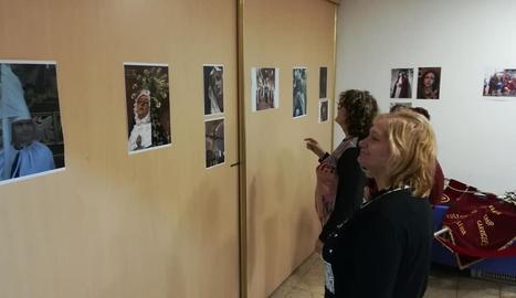 L'exposició es podrà visitar durant tota la setmana.