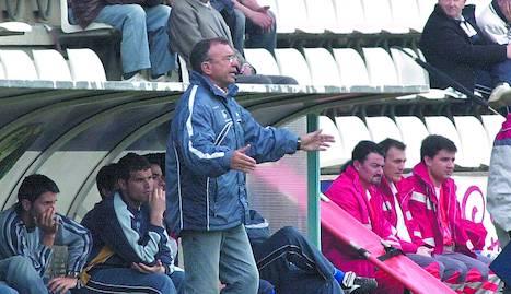 Manolo Buján també va exercir com a entrenador en diverses etapes.