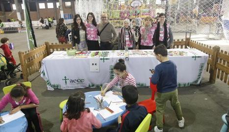 L'Aecc de Lleida organitza la 6a edició del concurs de dibuixos.
