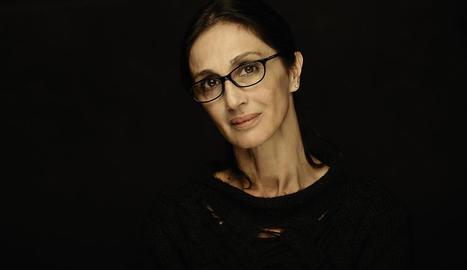 L'actriu i cineasta catalana Sílvia Munt, directora del documental 'La granja del pas'.