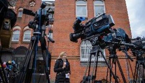 Detinguts els dos mossos que acompanyaven Puigdemont de tornada a Bèlgica
