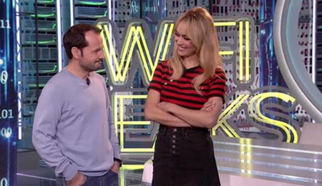 Martín i Conde, de nou junts.