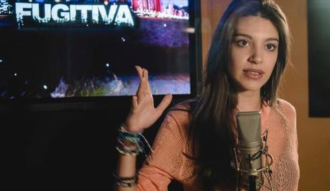 La veu d'Ana Guerra, en una sèrie